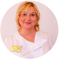 Урусова Светлана Игоревна, врач-стоматолог-терапевт, хирург ученая степень: первая