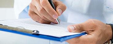 Направление на оперативное лечение в ведущие клиники города