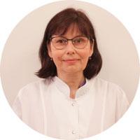 Елфимова Елена Николаевна Врач терапевт пульмонолог,высшая категория, врач функциональной диагностики