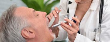 Лечение заболеваний горла